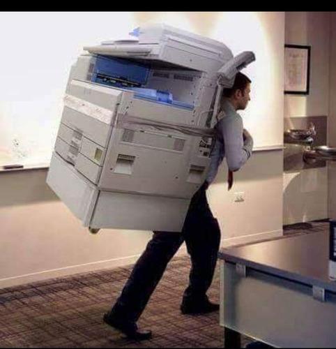 servicio técnico de fotocopiadoras