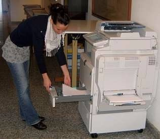 servicio tecnico de fotocopiadoras, empresa seria