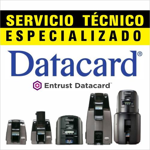servicio tecnico de impresoras datacard