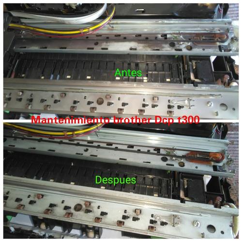 servicio técnico de impresoras epson, hp, brother, canon