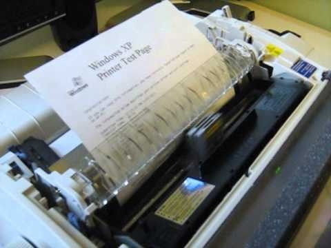servicio técnico de impresoras epson matriciales