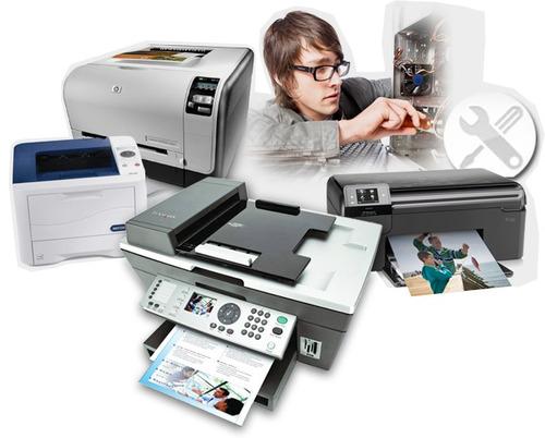 servicio técnico de impresoras especialistas a su servicio