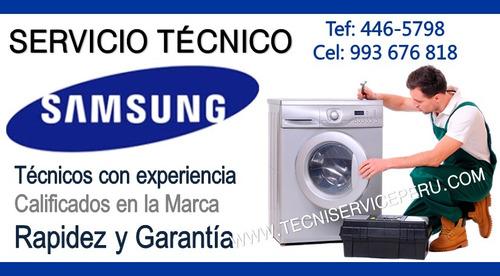 servicio técnico de lavadora y termas 993 676 818