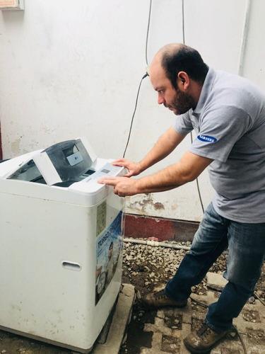servicio técnico de lavadoras samsung a domicilio