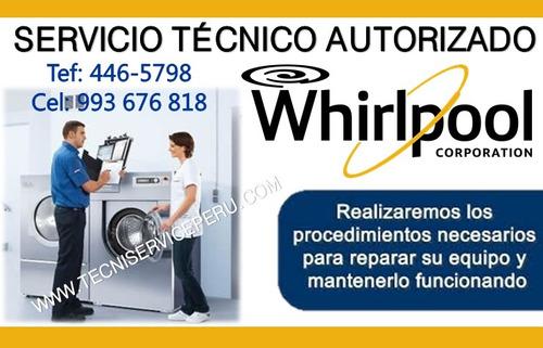 servicio técnico de lavadoras y refrigeradoras