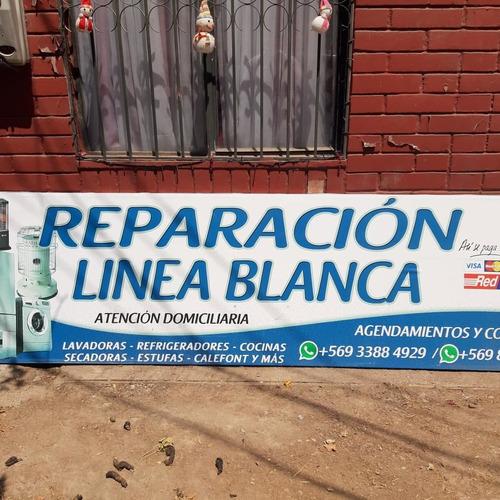 servicio técnico de línea blanca agustín  reparaciones