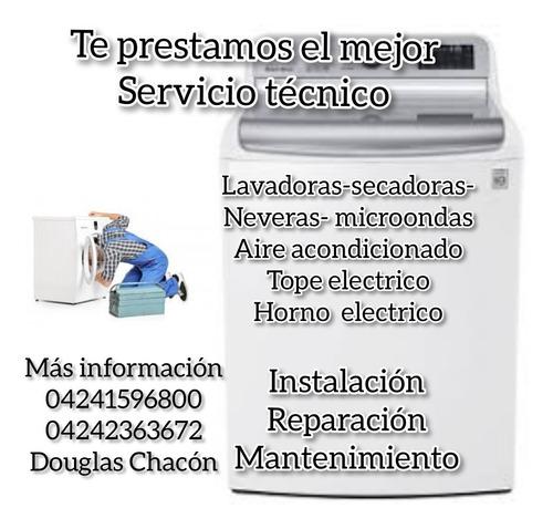 servicio técnico de línea blanca y refrigeración