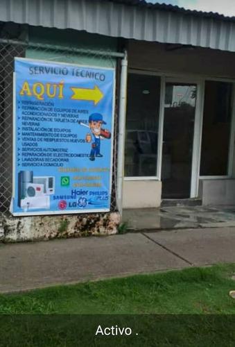 servicio técnico de mantenimiento y reparación de aires
