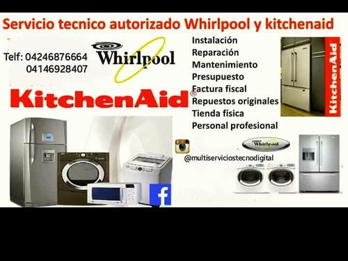 servicio técnico de neveras lavadoras secadoras whirlpool