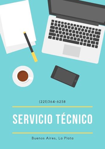 servicio técnico de pc en la plata