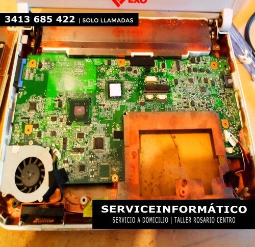 servicio tecnico de pc notebook | taller rosario