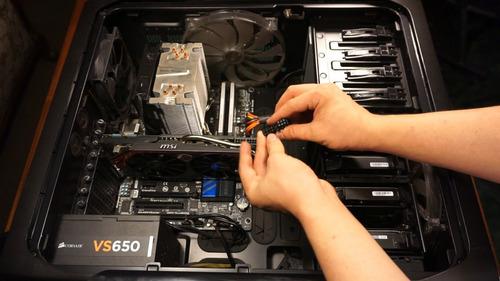 servicio tecnico de pc y laptop a domicilio