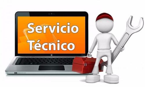 servicio tecnico de pc y laptops