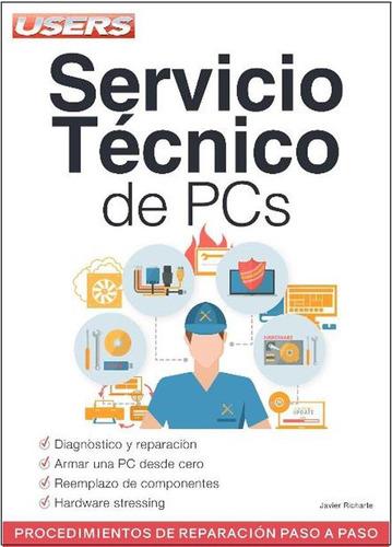 servicio tecnico de pc's - javier richarte