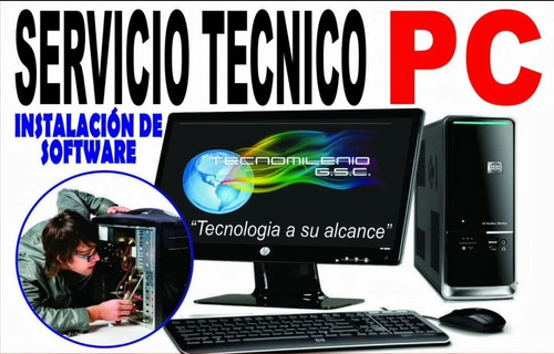 servicio técnico de portatiles solución software y hardware