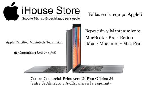 servicio técnico de productos apple