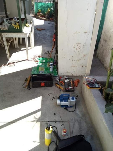servicio técnico de refrigeracion