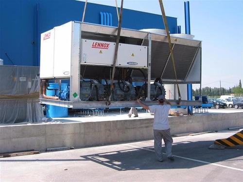 servicio tecnico de refrigeracion  industrial y domestico