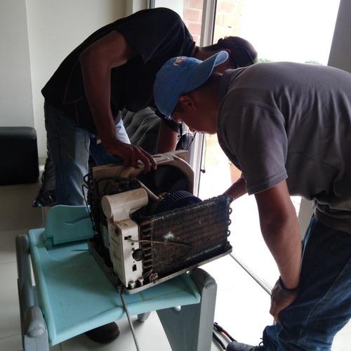 servicio técnico de refrigeración y electricidad
