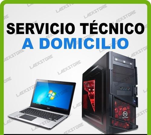 servicio técnico de reparación y mantenimiento a computadora