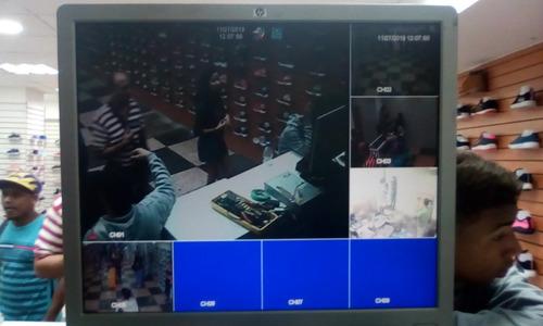 servicio técnico de sistema y monitoreo de cámaras de segd