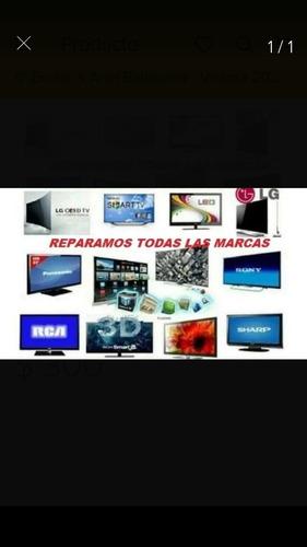 servicio tecnico de smart tv . tv led , monitores , consulte