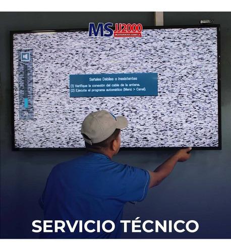 servicio tecnico de televicion convencional plasmas lcd, led