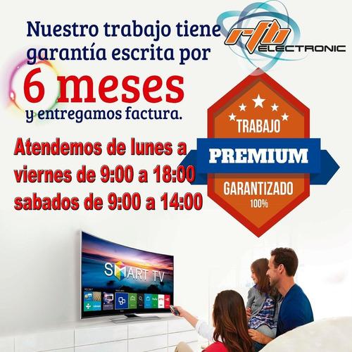 servicio tecnico de televisores