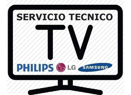 servicio tecnico de televisores lg - samsung - philips