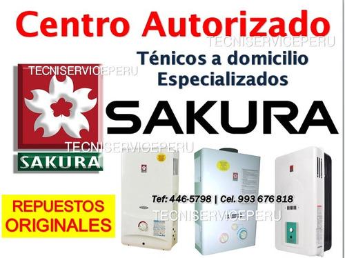 servicio tecnico de termas sakura 993 676 818