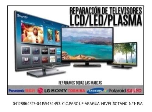 servicio tecnico de tv de alta gama