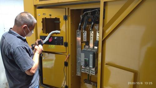 servicio técnico diesel integral.grupo electrógeno hg-indust
