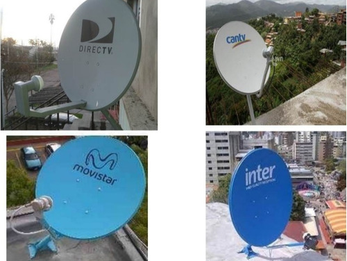 servicio tecnico directv  antena satelital