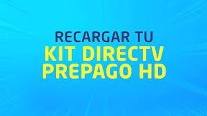 servicio técnico directv kit prepago