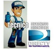 servicio técnico directv prepago mantenimiento instalación