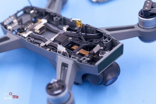 servicio tecnico dji colombia, arreglo drones dji