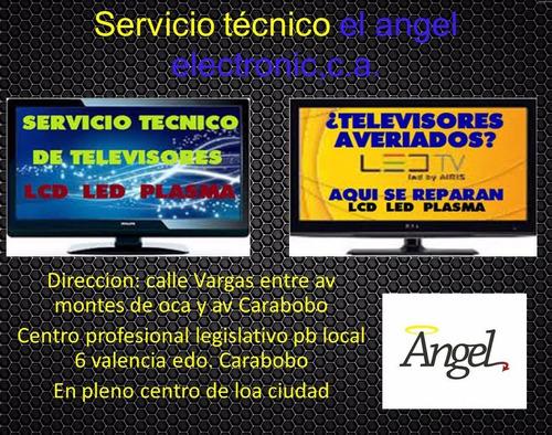 servicio tecnico el angel electronic c.a.