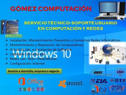 servicio técnico electricidad y computación