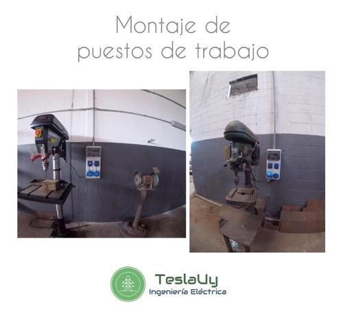 servicio técnico electricista - autorizado por ute.