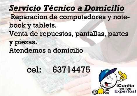 servicio técnico eléctrico  electrónico e informática.