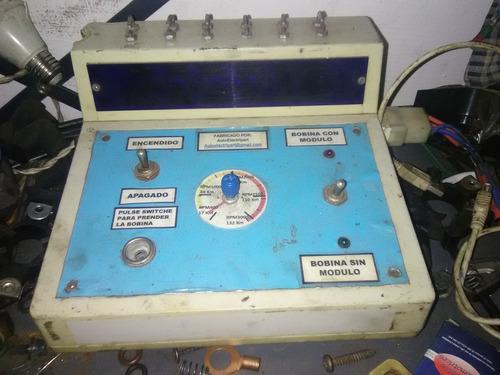 servicio técnico electroauto y limpieza de inyectores