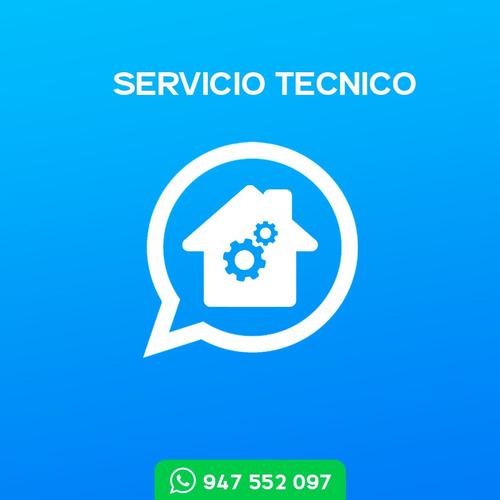 servicio tecnico electrodomesticos lavadora refigeradora etc