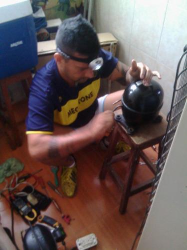 servicio tecnico en a/c,neveras, lavadoras y secadoras..