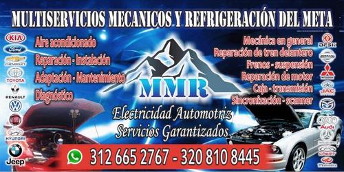 servicio técnico en aire acondiciona automotriz