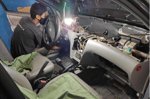 servicio técnico en aire acondicionado automotriz