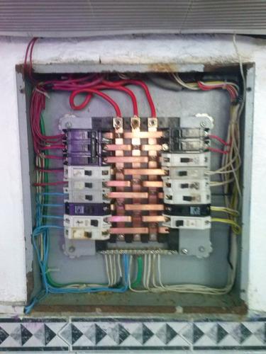servicio tecnico en aire acondicionado, electricidad y mas