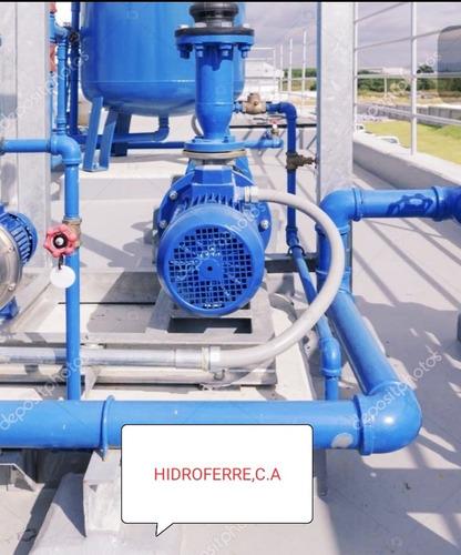 servicio técnico en bombas de agua y sistemas hidroneumático