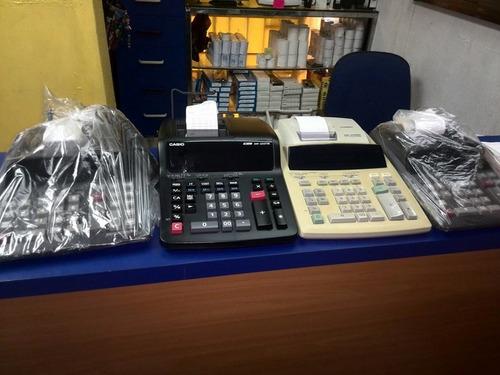 servicio tecnico en caluladoras sumadoras