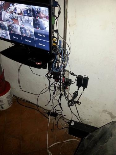 servicio tecnico en camaras de circuito cerrado