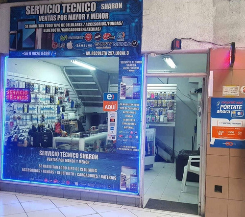 servicio tecnico en celulares tableth